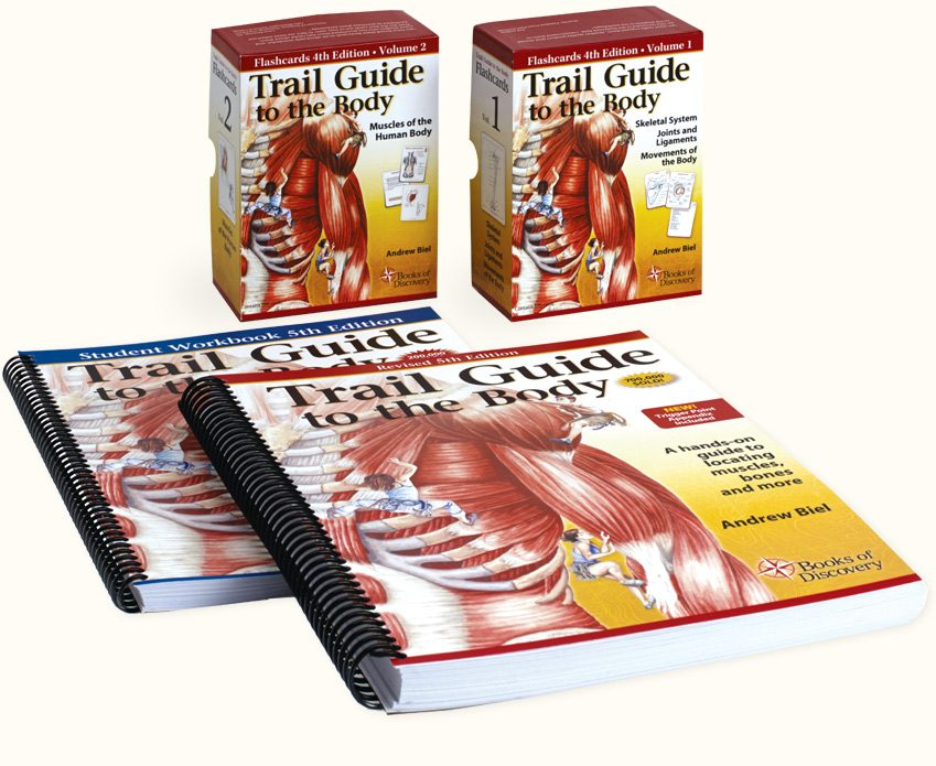 trail guide to the body 5th edition workbook