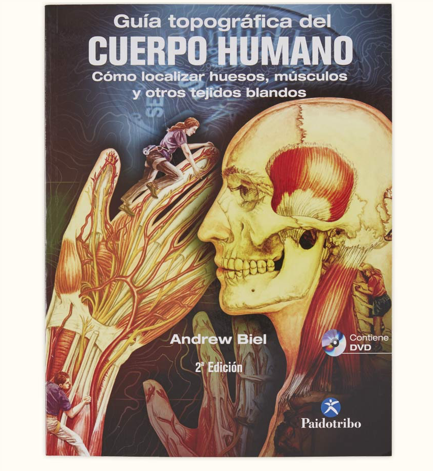Trail guide to the bodys quick reference to trigger points books trail guide to the body 4th edition spanish language version fandeluxe Image collections