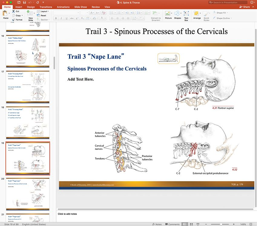 Trail Guide To The Body Powerpoint 5th Edition Books Of Discovery